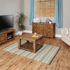 Heyford Rough Sawn Oak Six Drawer Sideboard - - Living Room by Baumhaus available from Harley & Lola - 5