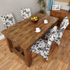 Heyford Rough Sawn Oak Dining Table (4 Seater) - - Living Room by Baumhaus available from Harley & Lola - 2
