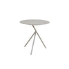 Verona Aluminium 3 Legged Side Table -Light Taupe - Garden and Conservatory by Cozy Bay available from Harley & Lola - 2