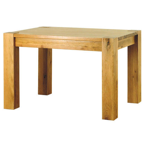 Aston Oak Dining Table (4 Seater)