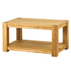 Aston Oak Coffee Table Medium - - Living Room by Baumhaus available from Harley & Lola - 5