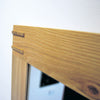Aston Oak Wall Mirror - - Home Ware by Baumhaus available from Harley & Lola - 3