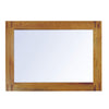 Aston Oak Wall Mirror - - Home Ware by Baumhaus available from Harley & Lola - 4