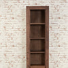 Mayan Walnut Narrow Bookcase - - Living Room by Baumhaus available from Harley & Lola - 7