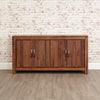 Baumhaus Mayan Walnut Large Low Sideboard