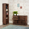 Mayan Walnut Console Table - - Living Room by Baumhaus available from Harley & Lola - 2