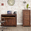 Baumhaus Mayan Walnut Hidden Home Office