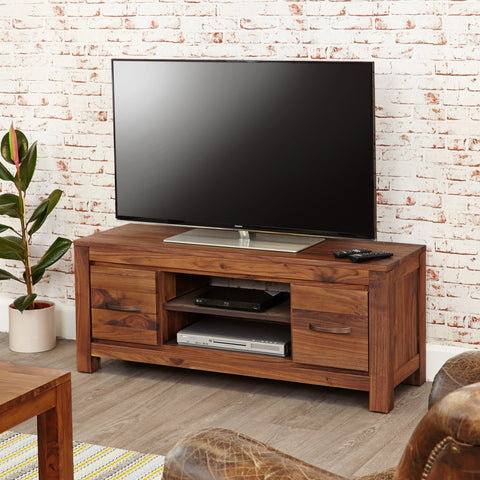 TV Units & Corner Cabinets in Solid Wood from Harley & Lola