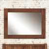 Mayan Walnut Medium Mirror - - Living Room by Baumhaus available from Harley & Lola - 3