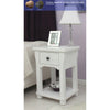 Hampton One Drawer Lamp Table - - Living Room by Baumhaus available from Harley & Lola - 5
