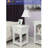 Hampton One Drawer Lamp Table - - Living Room by Baumhaus available from Harley & Lola - 7
