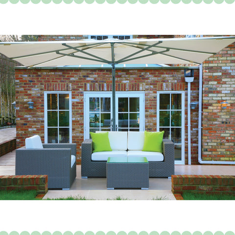 Cuba 2 Seater Sofa - - Garden & Conservatory by Westminster available from Harley & Lola - 1