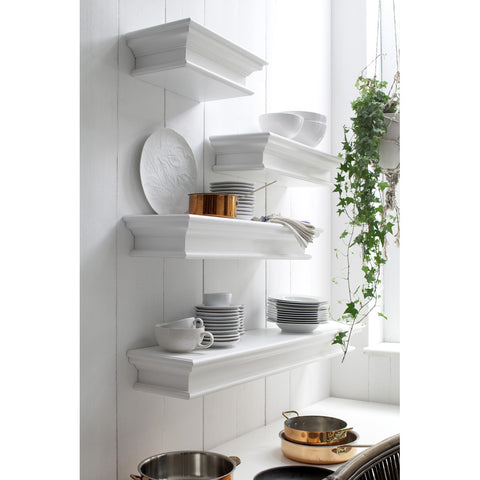 Novasolo Halifax Floating Wall Shelf