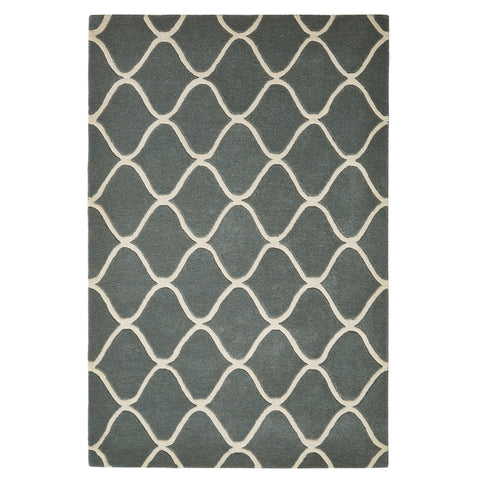 Elements Blue - - Rugs by Think Rugs available from Harley & Lola - 1