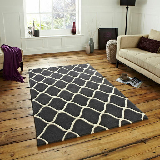 Elements Grey - - Rugs by Think Rugs available from Harley & Lola - 2