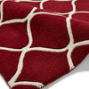 Elements Red - - Rugs by Think Rugs available from Harley & Lola - 3