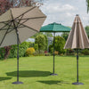 Norfolk Leisure Elizabeth Parasol 3.0m