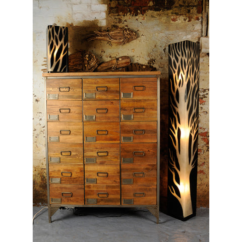 Hoxton Large Chest of Drawers - - Living Room by Bluebone available from Harley & Lola