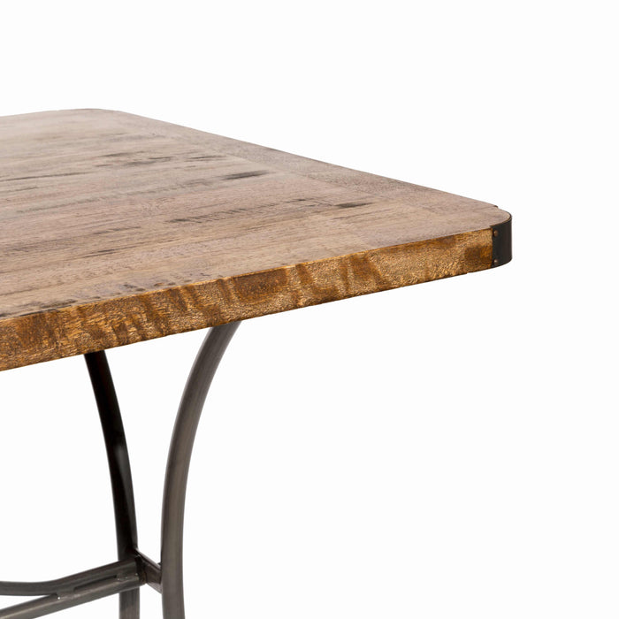 ManTeak Weggon Rectangular Bistro Table 70x120