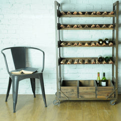 Hoxton Wine Rack by Harley and Lola