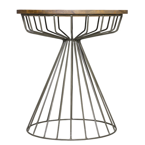 Hoxton Birdcage Side Table