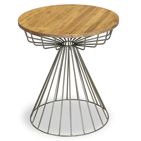 Hoxton Birdcage Side Table by Harley and Lola