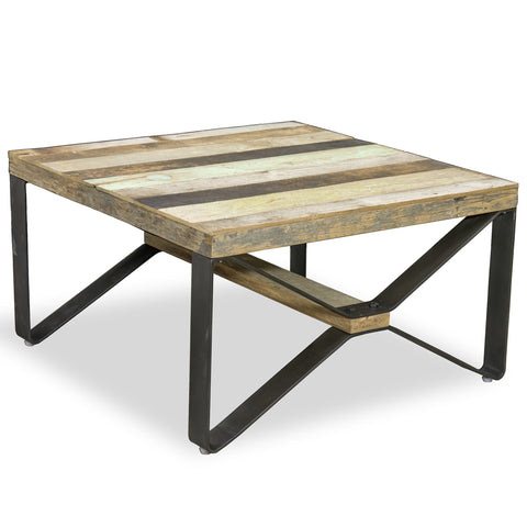 Hoxton Cross Leg Coffee Table by Harley and Lola