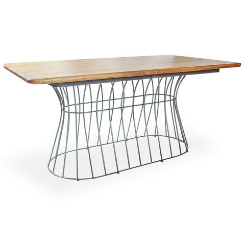 Hoxton Birdcage Rectangular Dining Table