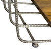 Hoxton Birdcage Rectangular Coffee Table