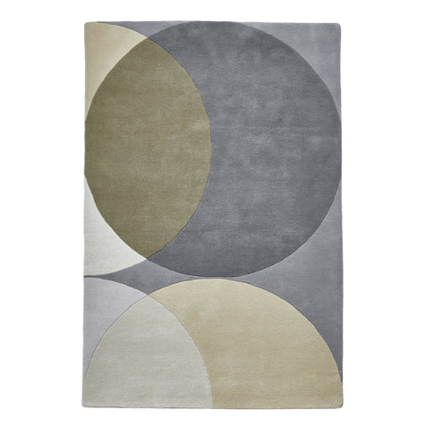 Think Rugs Elements EL43 Grey