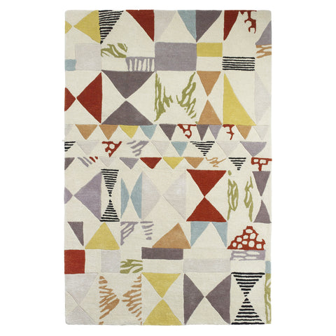 Fiona Howard Harlequin Rug - - Rugs by Think Rugs available from Harley & Lola - 1