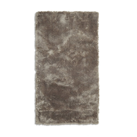 Plantation Rug Co. Footsie Light Brown