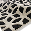Fusion Black/Cream - - Rugs by Think Rugs available from Harley & Lola - 3