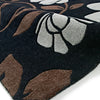 Fusion Black/Silver - - Rugs by Think Rugs available from Harley & Lola - 3