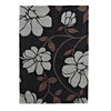 Fusion Black/Silver - - Rugs by Think Rugs available from Harley & Lola - 1