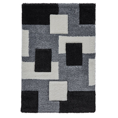 Think Rugs Fashion Grey