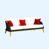 Grace 3 Seater Sofa -Ebony - Garden & Conservatory by Westminster available from Harley & Lola - 2