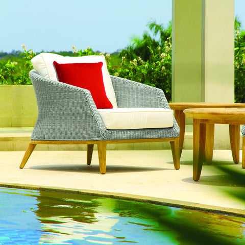 Grace Armchair - - Garden & Conservatory by Westminster available from Harley & Lola - 1