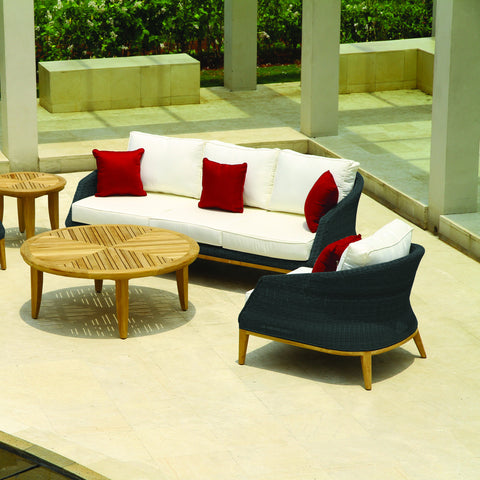 Grace 3 Seater Sofa - - Garden & Conservatory by Westminster available from Harley & Lola - 1