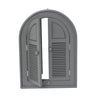 Grigio Outdoor Arch Mirror