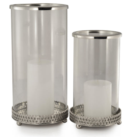 Hurricane Candle Holders - - Home Wares by ECL available from Harley & Lola - 1