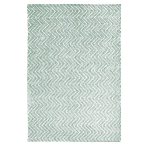 Plantation Rug Co. Heavenly Green