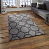 Think Rugs Hong Kong 4338 Grey
