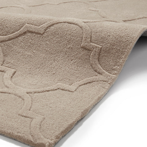 Think Rugs Hong Kong Beige