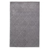 Think Rugs Hong Kong 8583 Silver