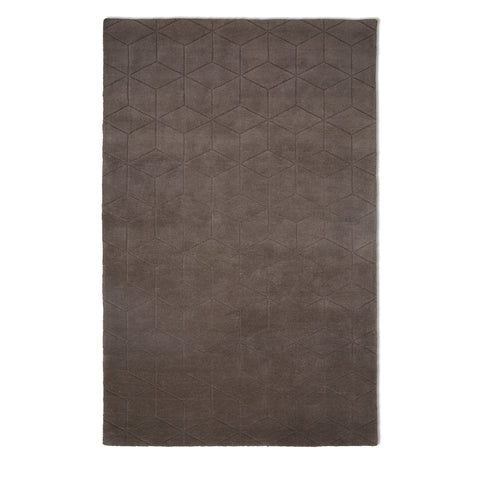 Plantation Rug Co. Illusory Brown