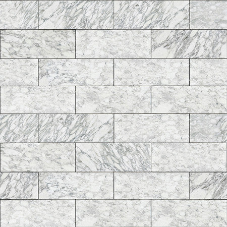 Marble Tile Panel Wallpaper
