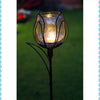Tulip Candle Holder -Black / Spike - Garden & Conservatory by Petti Rossi available from Harley & Lola - 2
