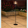 Tulip Candle Holder -Black / Stand - Garden & Conservatory by Petti Rossi available from Harley & Lola - 3