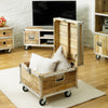 Roadie Chic Coffee Trunk - - Living Room by Baumhaus available from Harley & Lola - 5